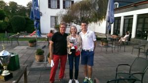 Clubmeisterin der Seniorinnen: Elisabeth Kreilkamp