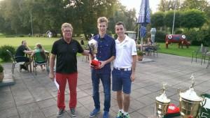 Clubmeister der Jugend: Alexander Ulrich
