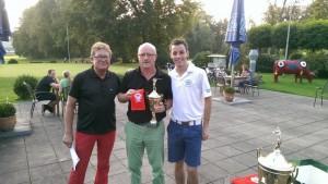Clubmeister der Senioren AK1:  Uwe Krause