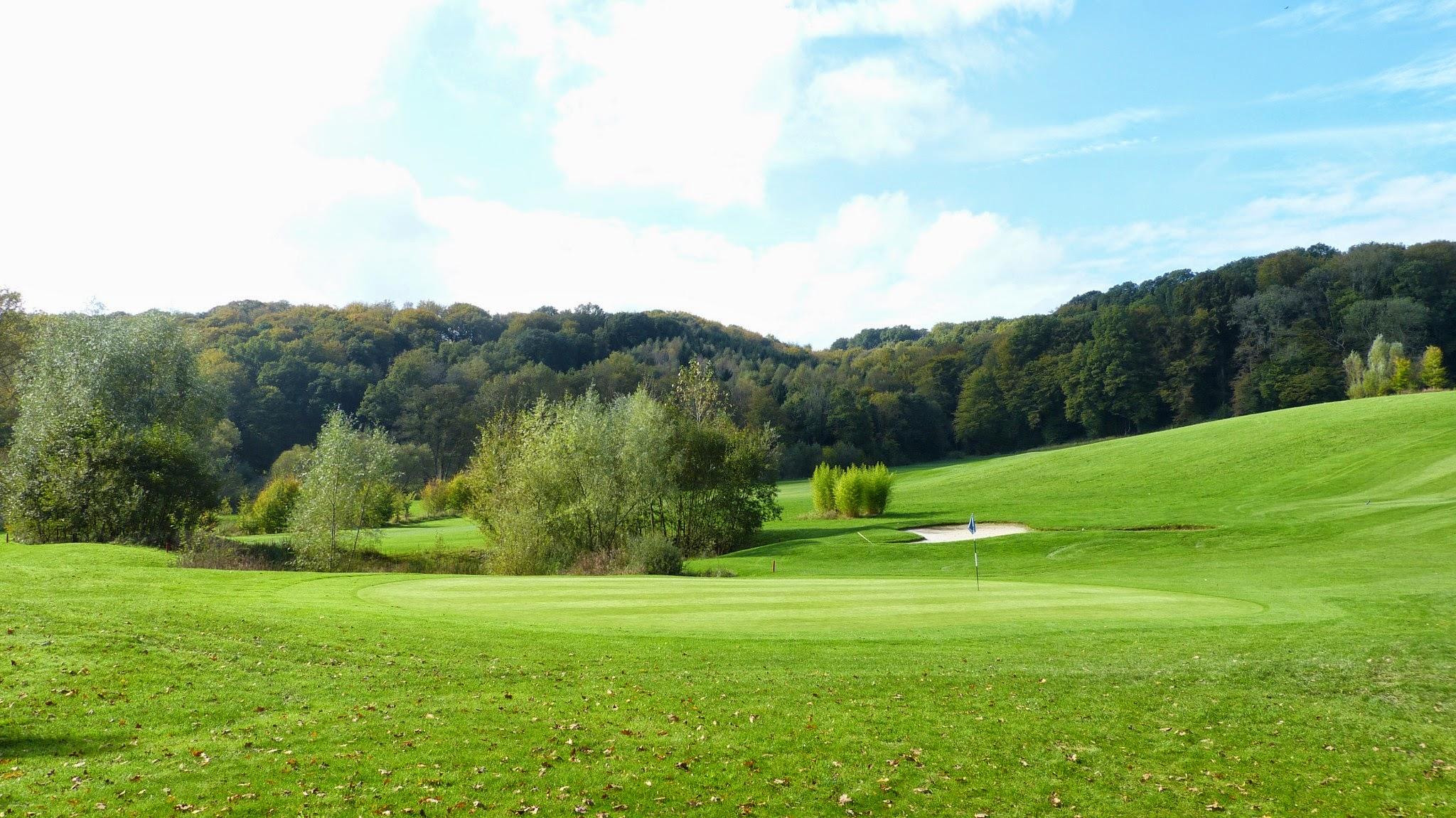 Golfplatz - Grün17