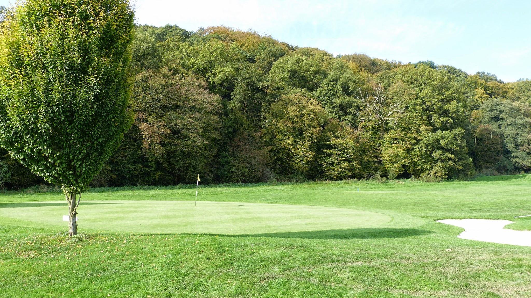 Golfplatz - Grün14