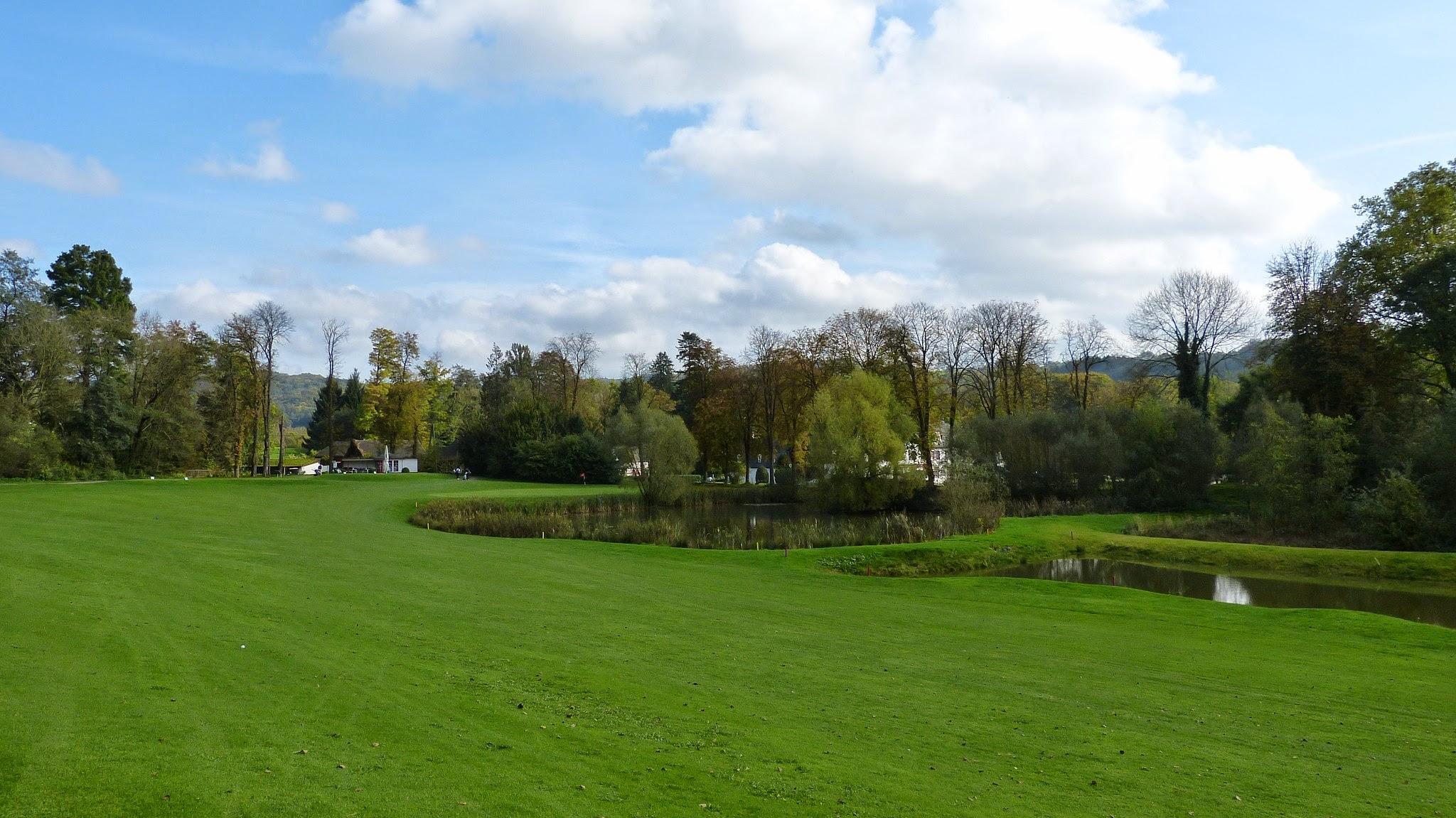 Golfplatz - Bahn18