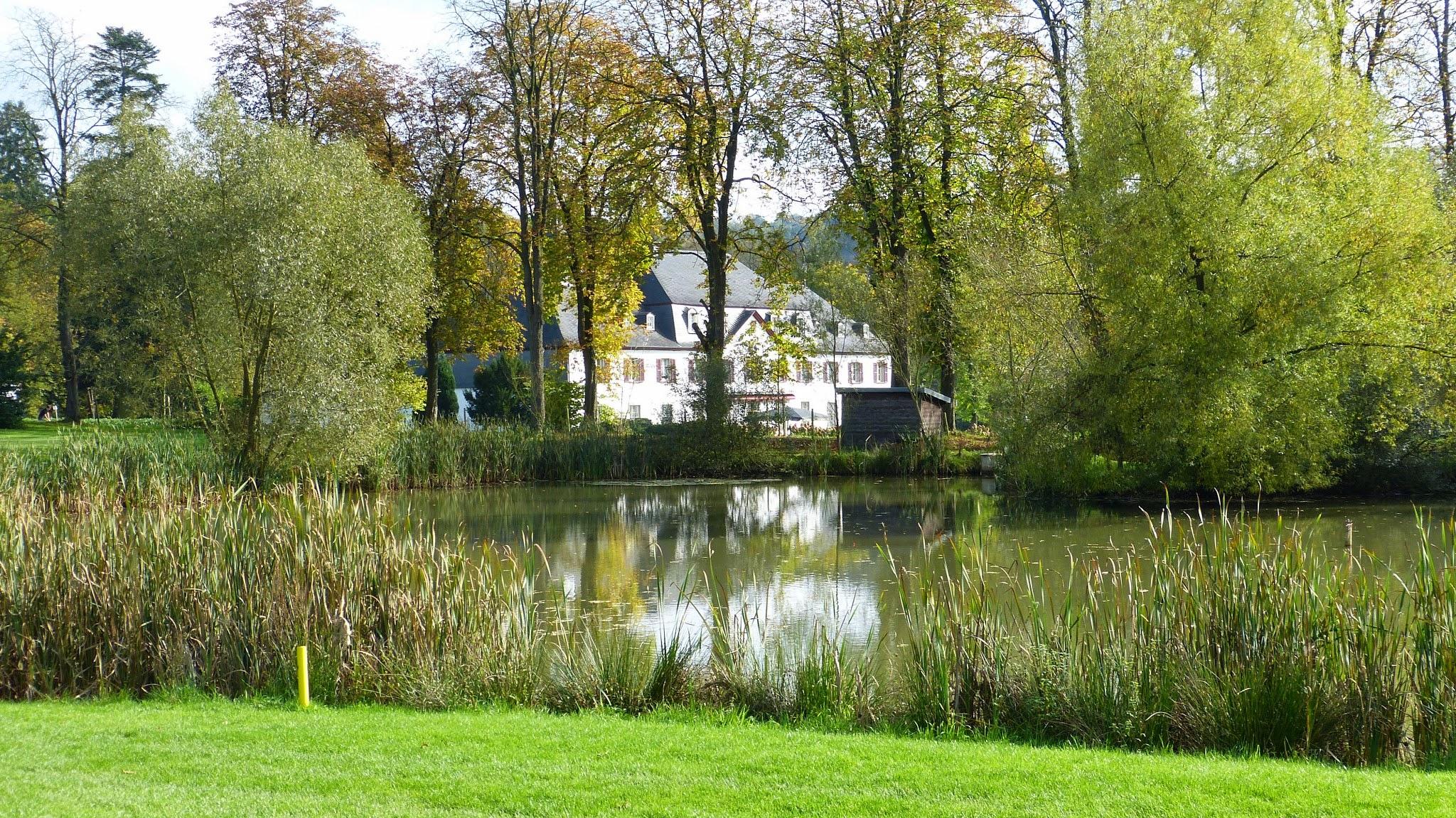 Golfplatz - Schloss Auel