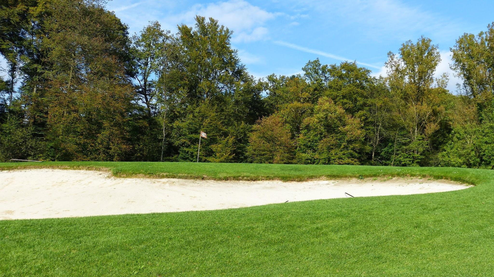 Golfplatz - Grün16